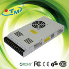 constant voltage power supply switch mode 5v 60A 300watt with CE,FCC,Rohs free shipping