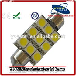 39mm 41mm C5W LED Dome/ Map/ License LED Bulbs