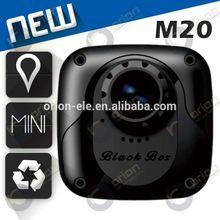 FHD 1080P 5MP G-Sensor Cycle recording mini D33 best dash cam to buy DVR-M20