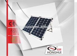 80W/160W/120W/240w Folding Mono/Poly solar panel/foldable/flexible/affordable