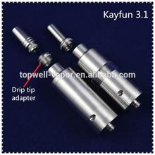 Fantastic 510 kayfun 3.1 rebuildable atomizer RBA kayfun v3.1 / kayfun 3.1 kayfun 3 and the taifun gt