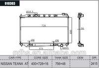 High Performance Auto Radiator fits Nissan Teana /Altima '02-06AT DPI:2415