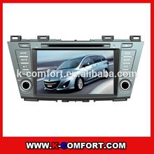 K140708 2DIN CAR DVD FOR MAZDA 5