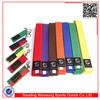 Custom martial arts belts taekwondo belts for sale all colors