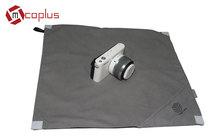 MCOPLUS 38x38cm Multi-function Microfiber Magic Wrap Cloth Magic Cube Pleated Cloth for Camera Body and Lens