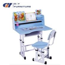 kindergarten desk,Cute Kids desk and chair,preschool wood children chair and table