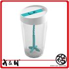 12 OZ plastic water bottle bpa free Mixed coffee/milk/juicer/tea well