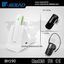 shenzhen electronic Wsound BH190 series top wireless communication earpieces