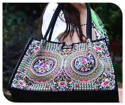 Cheap ladies handbags fashion tote bag from china supplier