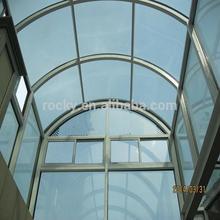 ROCKY brand aluminium frame sliding glass window