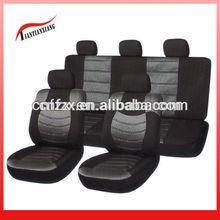 Toyota premio / kia cerato padded seats covers and steering wheel covers of mitsubishi