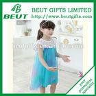 Wholesale Girls Frozen Elsa Anna Dress Children Frozen Princess Dress For Kids