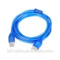 De alta velocidad usb de extensión 2.0 cable am a af