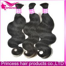 Upgrade level 6A 100% Brazilian virgin human hair bundle deals