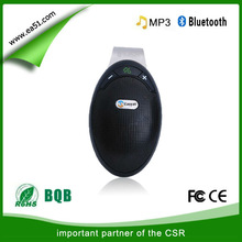 Discount voice prompt bluetooth car kit oem manufacturing