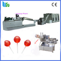 full automatic lollipop machine lollipop small candy making machine