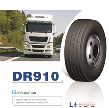 HEAVY TRUCK TYRES 385/65R22.5-20 DR910