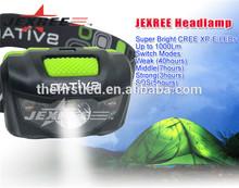 Hign Brightness800Lumen 3 Mode Waterproof Cree LED Headlamp Head Light Lamp for bicycle outdoor spoot fish running