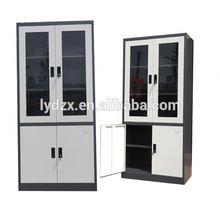 Modern Office glass swing door steel file cabinet and vault