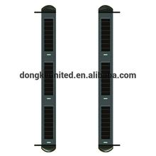 Solar power wireless dual network home alarm system