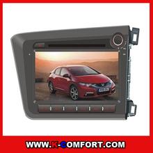 K140749 2DIN Car DVD for Honda-Civic 2012 righthand