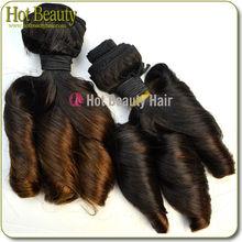 Ali Express Changing Color Brazilian Virgin Hair Braiding