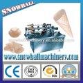 Sn02-02automatic ice cream cones de açúcar máquina do cozimento/cone que faz a máquina
