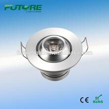 1w,3w mini led down light adapter 12v mini led ceiling light