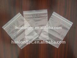 zipper flat bag pp pe flat bags