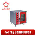 Hot Sale 5 Trays Electric combi oven / combi oven