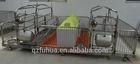 stainless steel pig feeder /nursery bed/pig fattening pen