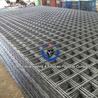 Concrete reinforcing steel mesh