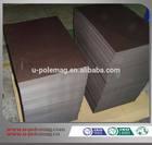 Lamination Flexible Rubber Magnetic Rubber Magnet Sheet