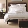 good value 600T 100 percent cotton hand stitch bed sheet