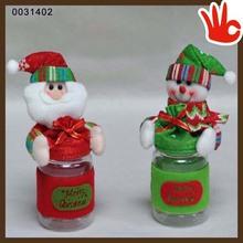 2014 high quality christmas snowman doll christmas stuffed doll christmas angel doll