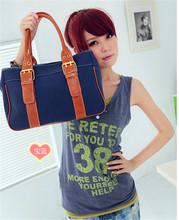 Leisure canvas handbags women bags 2014 new product lady handbag
