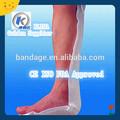 cirurgia de fundição tala para chave de braço e perna cinta