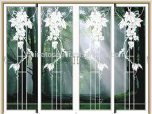 2014 new product aluminum brazil aluminum window and door design made in china