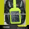ESC-04L outdoor activity flexible solar panel wholesale,portable solar charger bag for travel