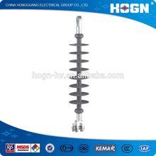 33kv composite long rod post insulator
