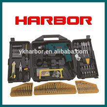 13mm aluminium case hand tool set(HB-TZ009),BMC box packing,popular selling