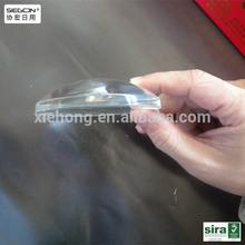 plastic acrylic fish- eye lens, optical fish eye lens