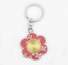 alibaba fashion Key chain Charms colorful flower key Chain Pendant Jewelry
