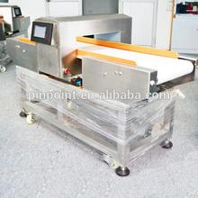 conveyor belt food metal detector