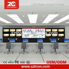super narrow bezel lcd video wall 55 inch video wall rack /hd 1366x768/led backlight/5.3mm bezel/450nits/hdmi/dvi/vga/av/ypbpr