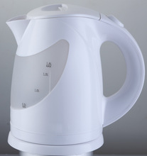 1.8L Electric Water Kettle LED 360 Degree rotation and Stainless Steel Plate with hidden heating element ,SAFETY ,FASTER 2200W