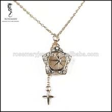 empty cup chain necklace,coin pendant necklaces,pizza necklace