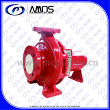ISO Pump / Municipal Wastewater Treatment / Cast Iron Closed Impeller