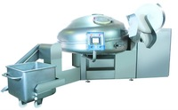 vacuum meat bowl cutter top quality sausage