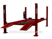 4 post parking lift hydraulic parking lift JH-4P3700